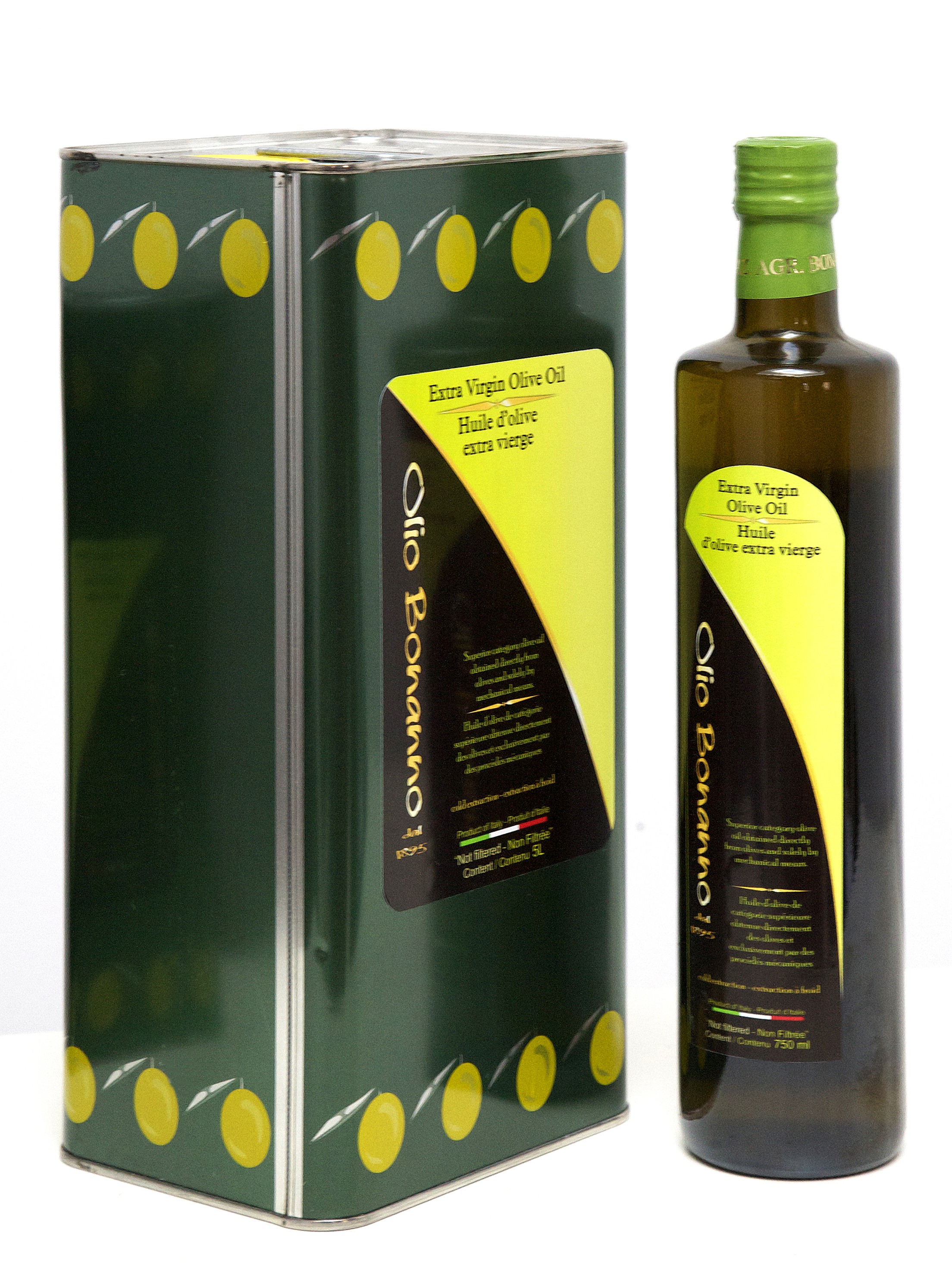 Olive Oil - Gourmet Italian pasta and sauces, Prepared take