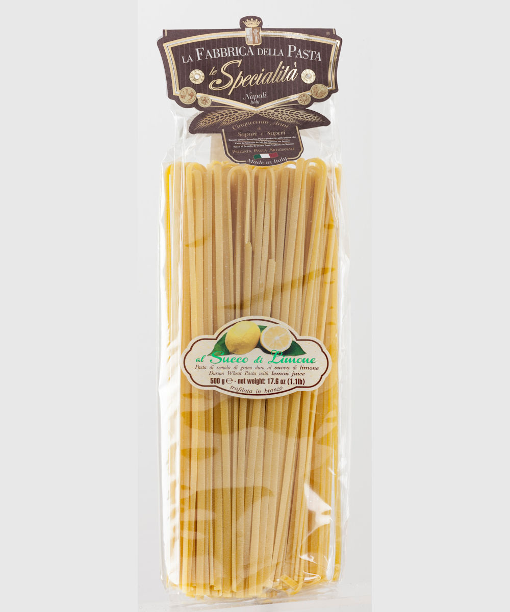 Lemon Linguine (500 gr.)