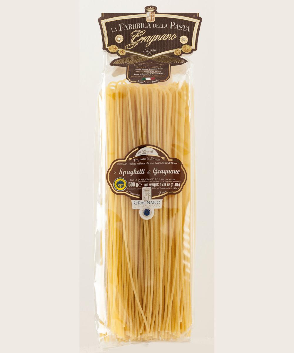 Spaghetti (500 gr.)