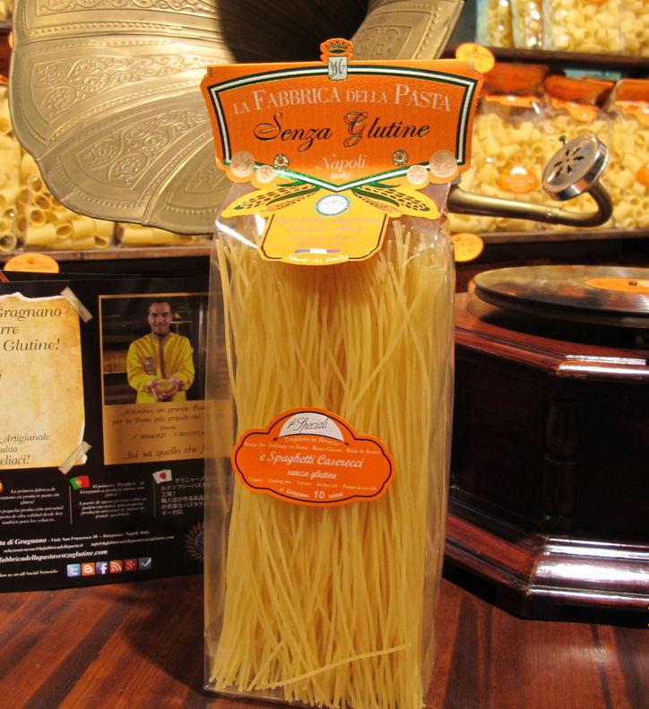 Gluten free Spaghetti (500 gr.)