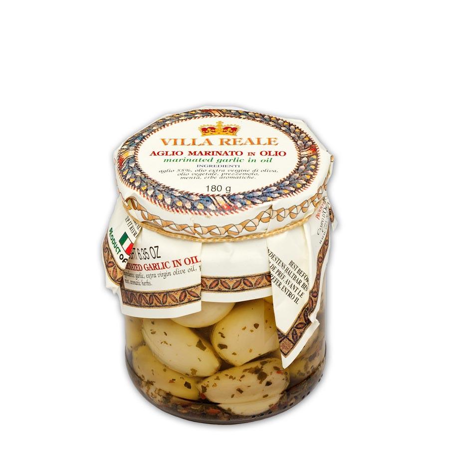 Marinated Garlic in Oil (180 gr.)