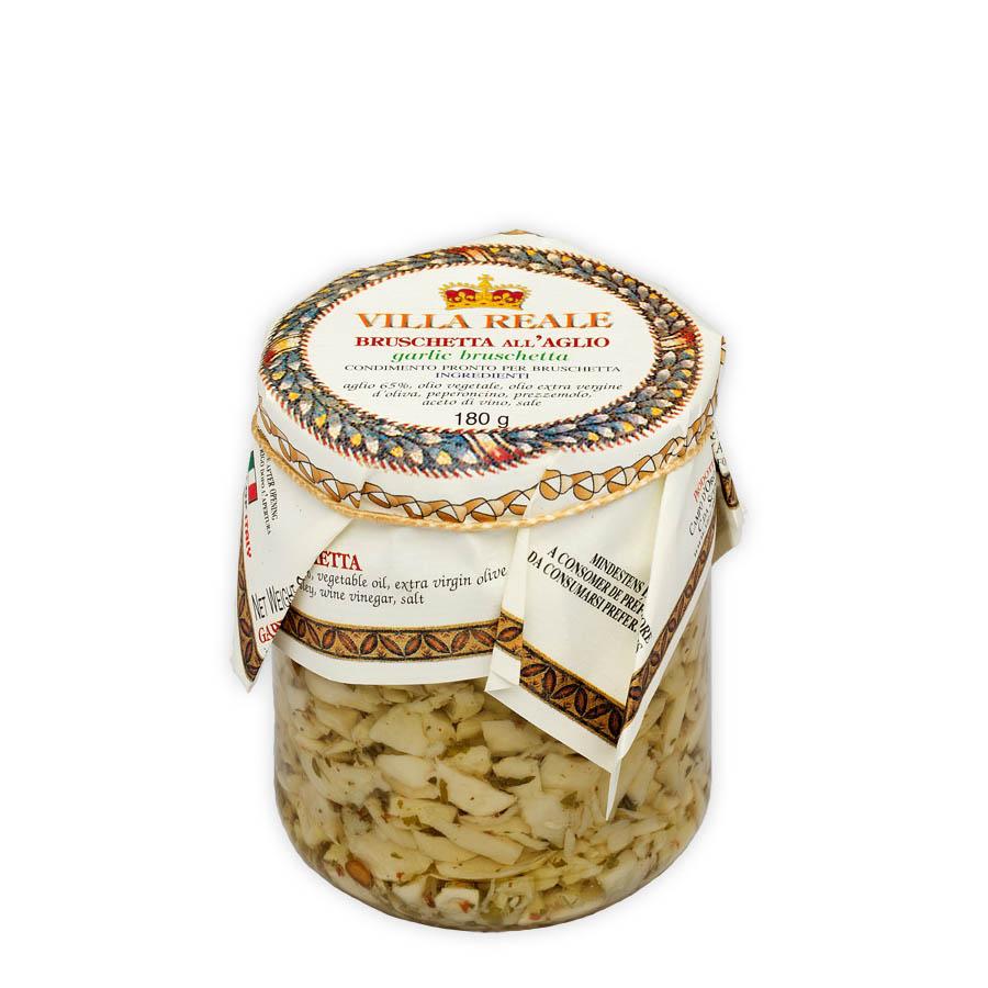 Garlic Bruschetta (180 gr.)