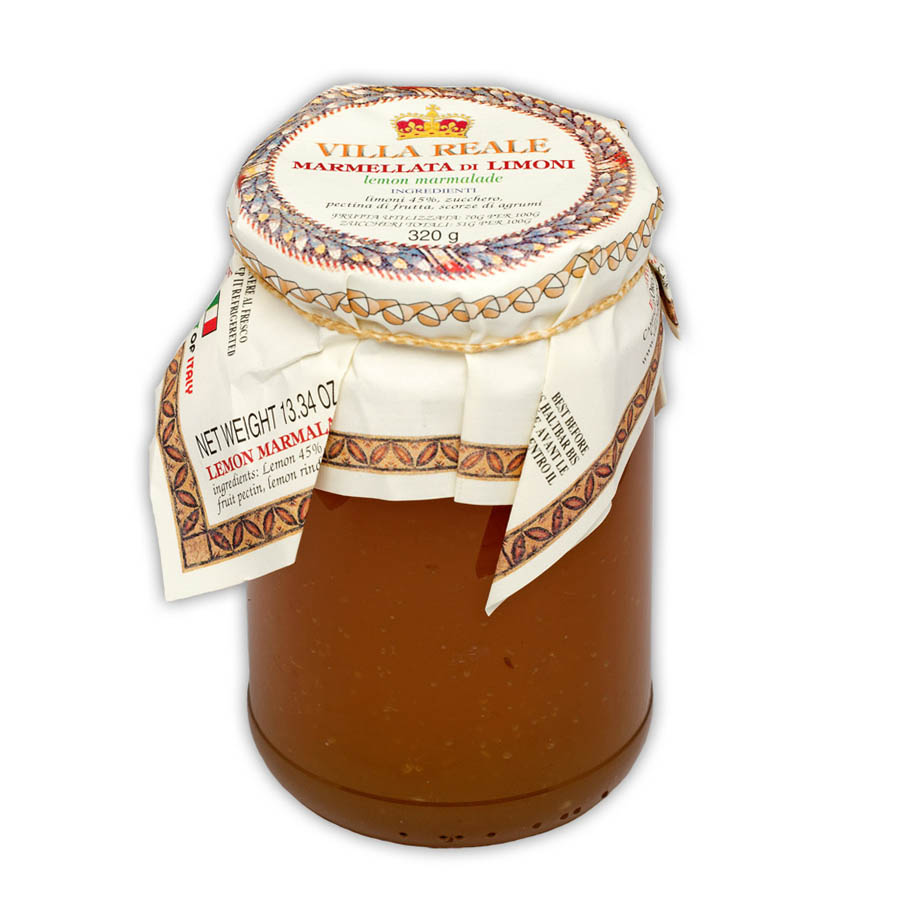 Lemon Marmalade (320 gr.)