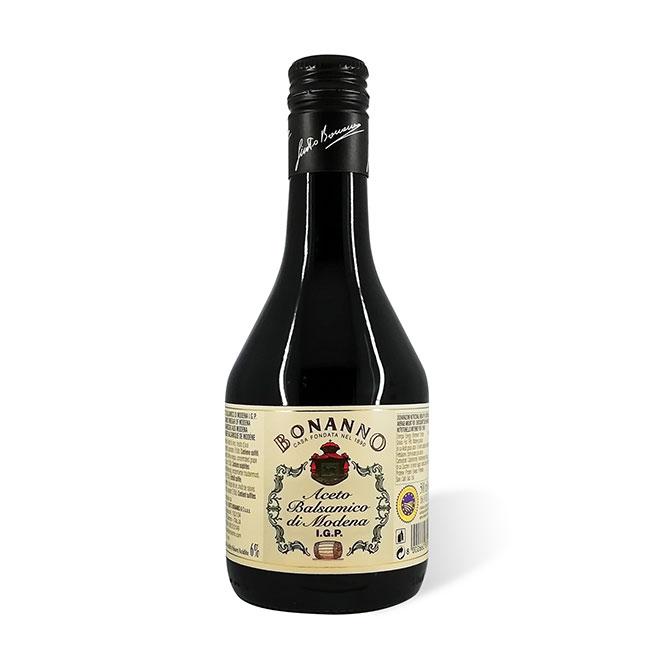Bonanno Balsamic Vinegar from Modena IGP (500 ml)