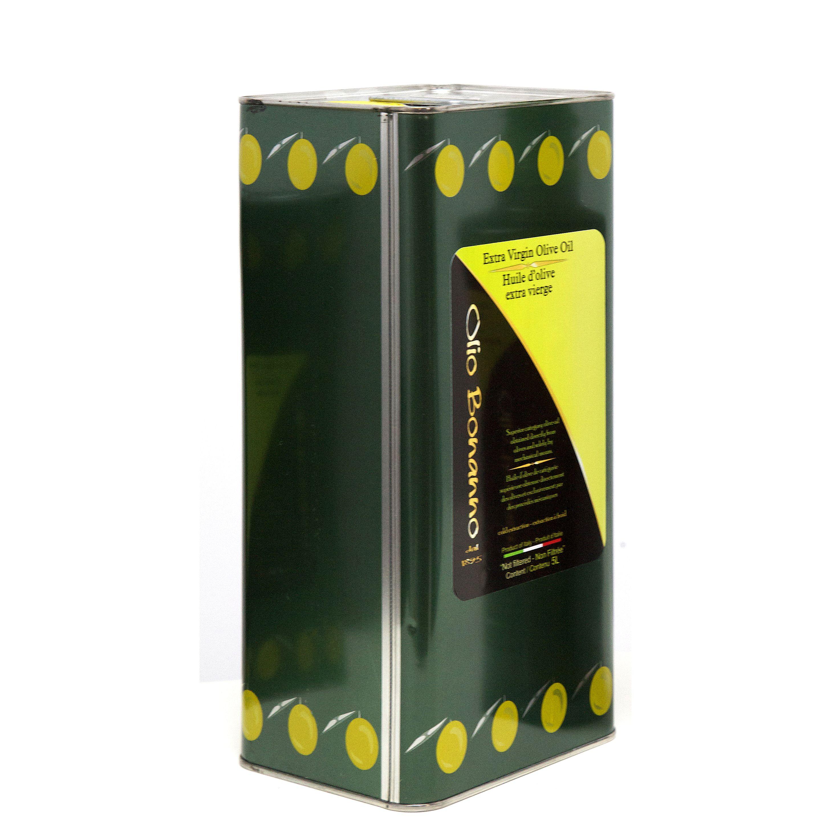 Bonanno Organic Olive Oil (5l)