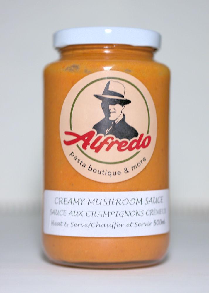 Creamy Mushroom (500 ml)