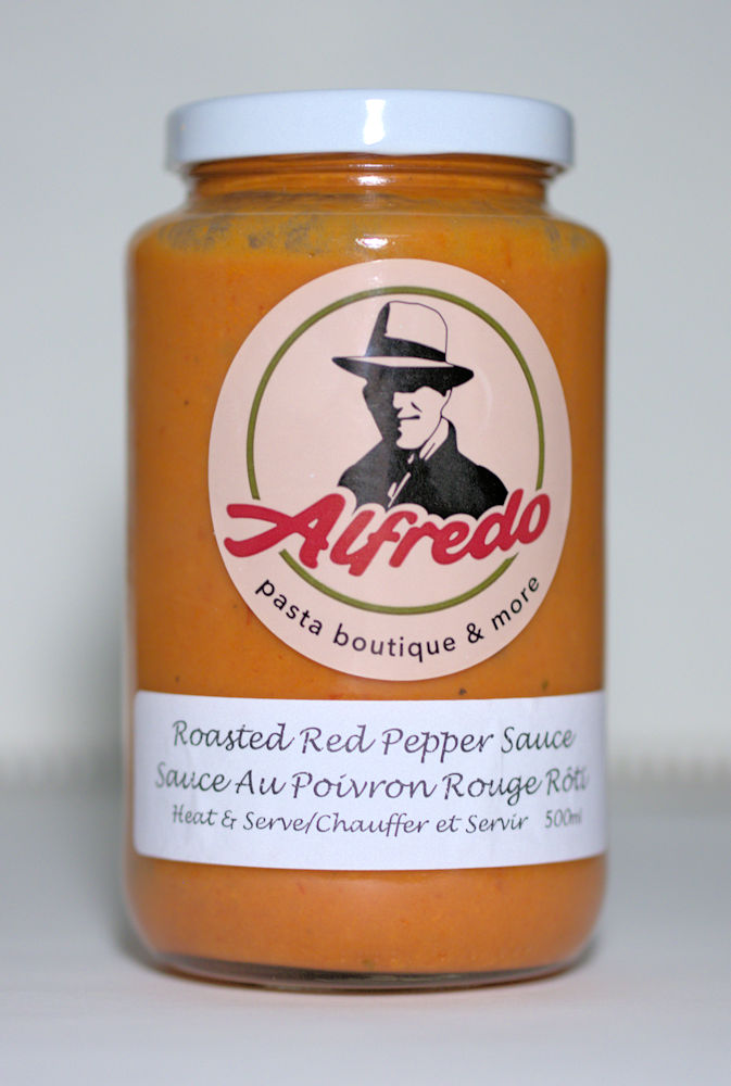 Creamy Roasted Red Pepper  (500 ml)