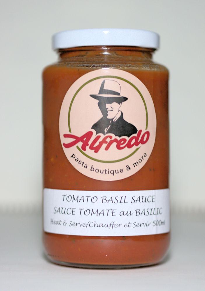 Tomato Basil (500 ml)
