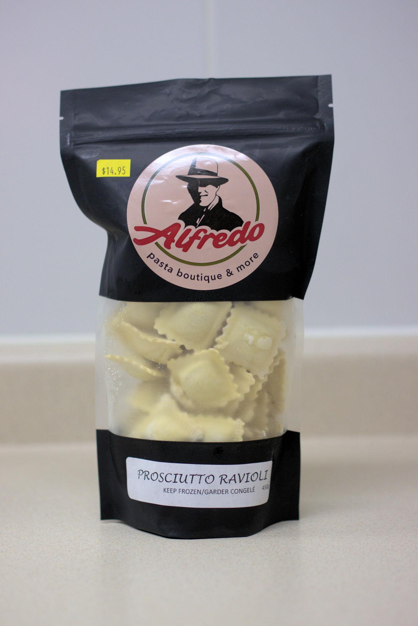 Ravioli - Prosciutto