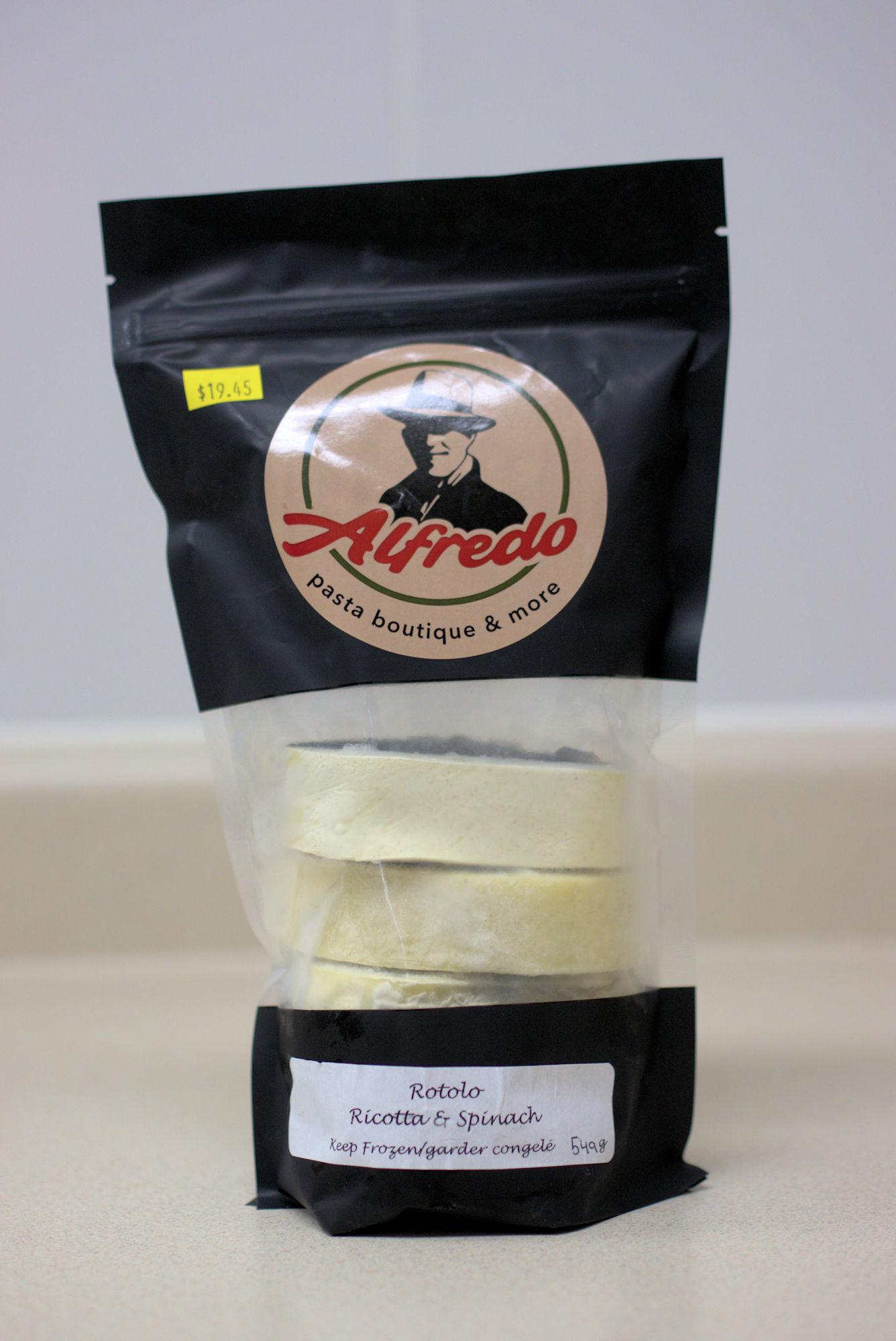 Rotolo - Ricotta & Spinach